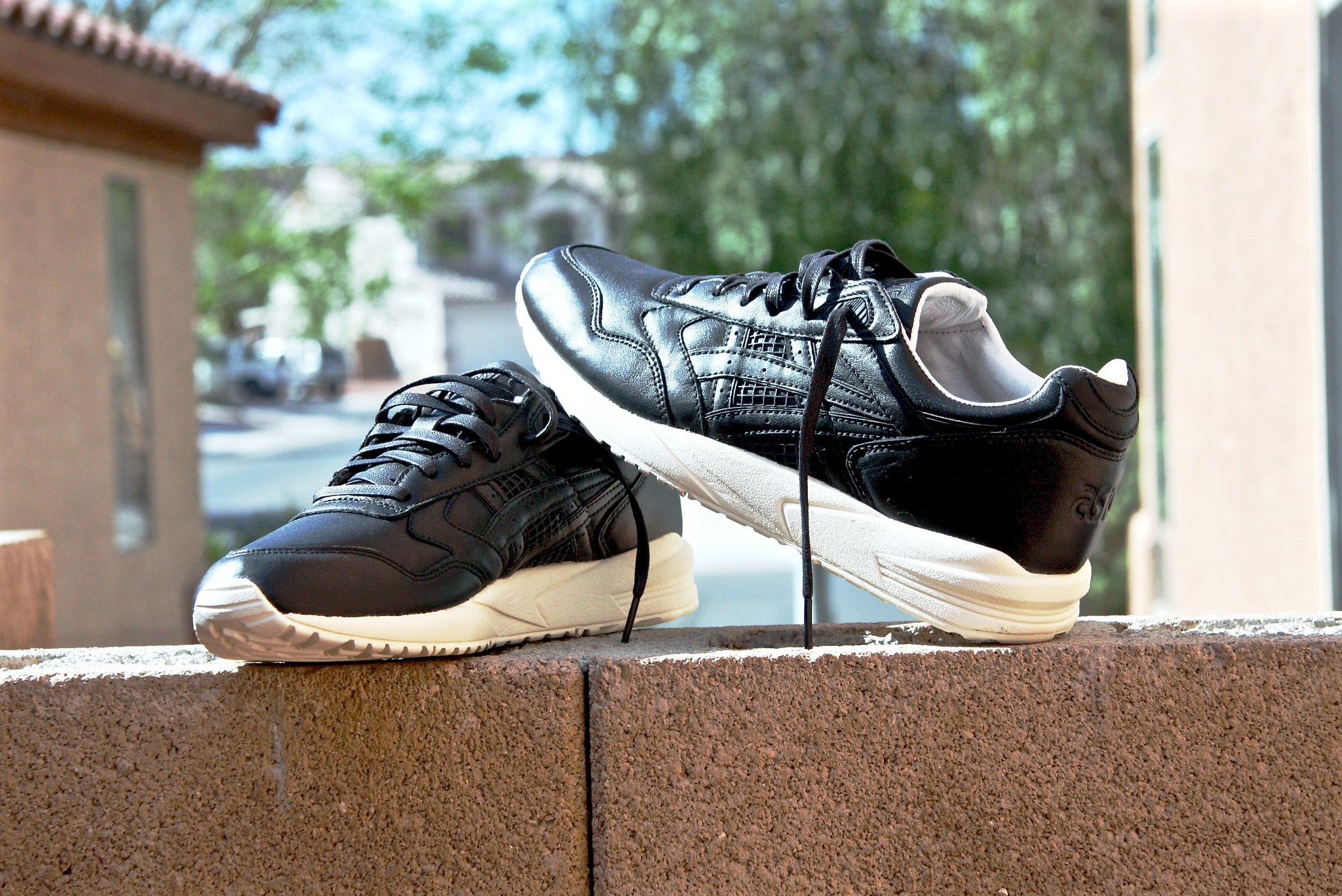 "Asics Gel Lyte Saga ""Grand Opening"" Ronnie Fieg KITH Exclusive"