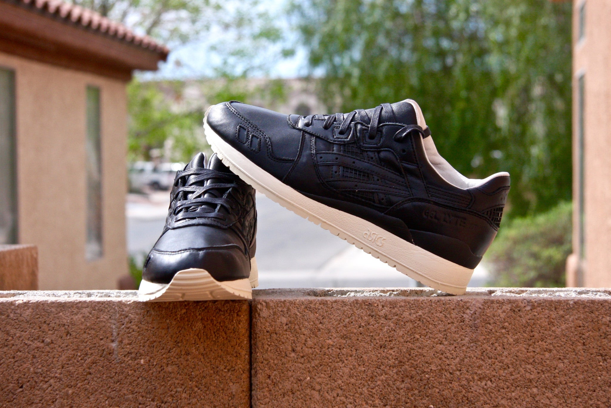 "Asics Gel Lyte III ""Grand Opening"" Ronnie Fieg KITH Exclusive"