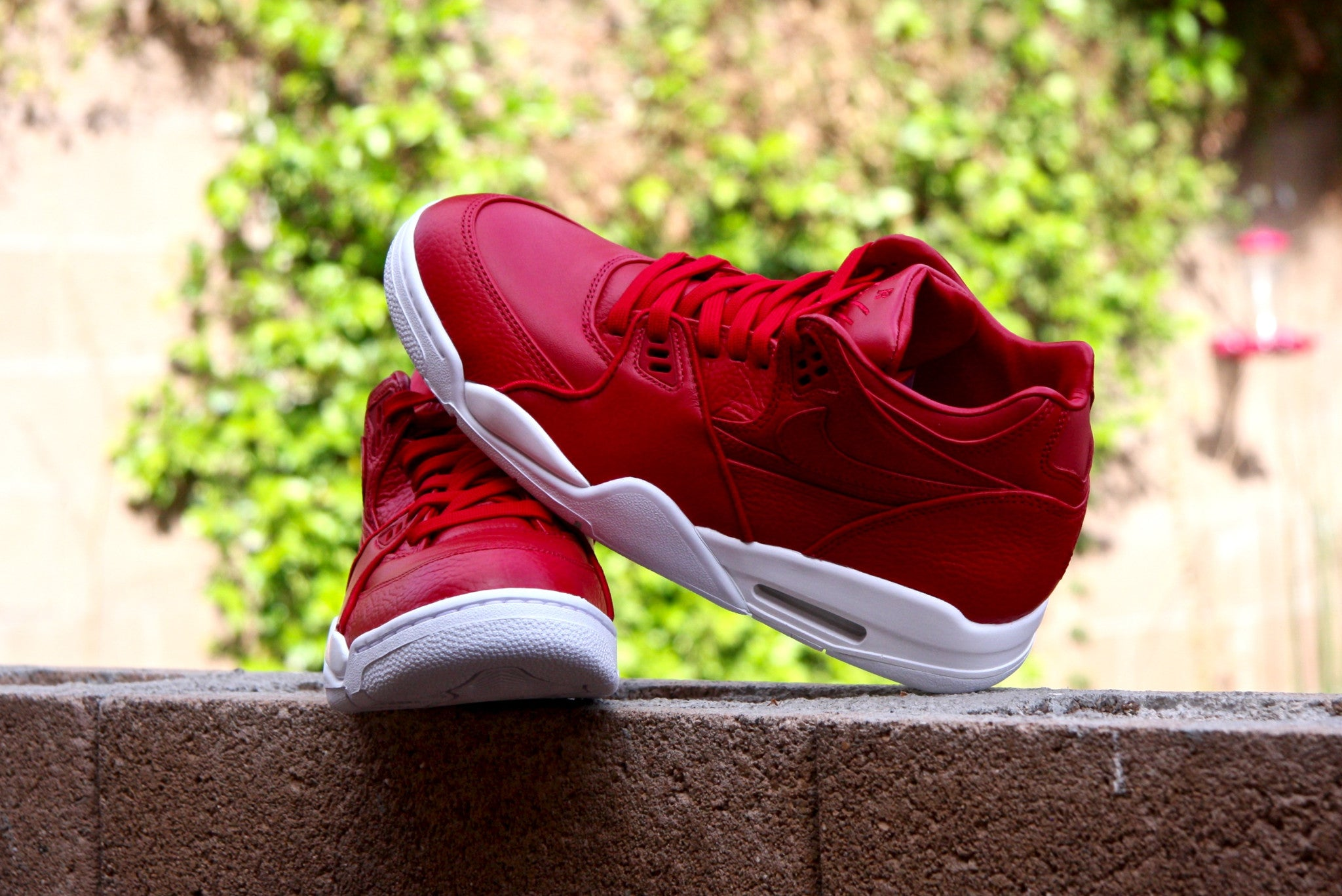 NikeLab x Flight '89 (Gym Red)