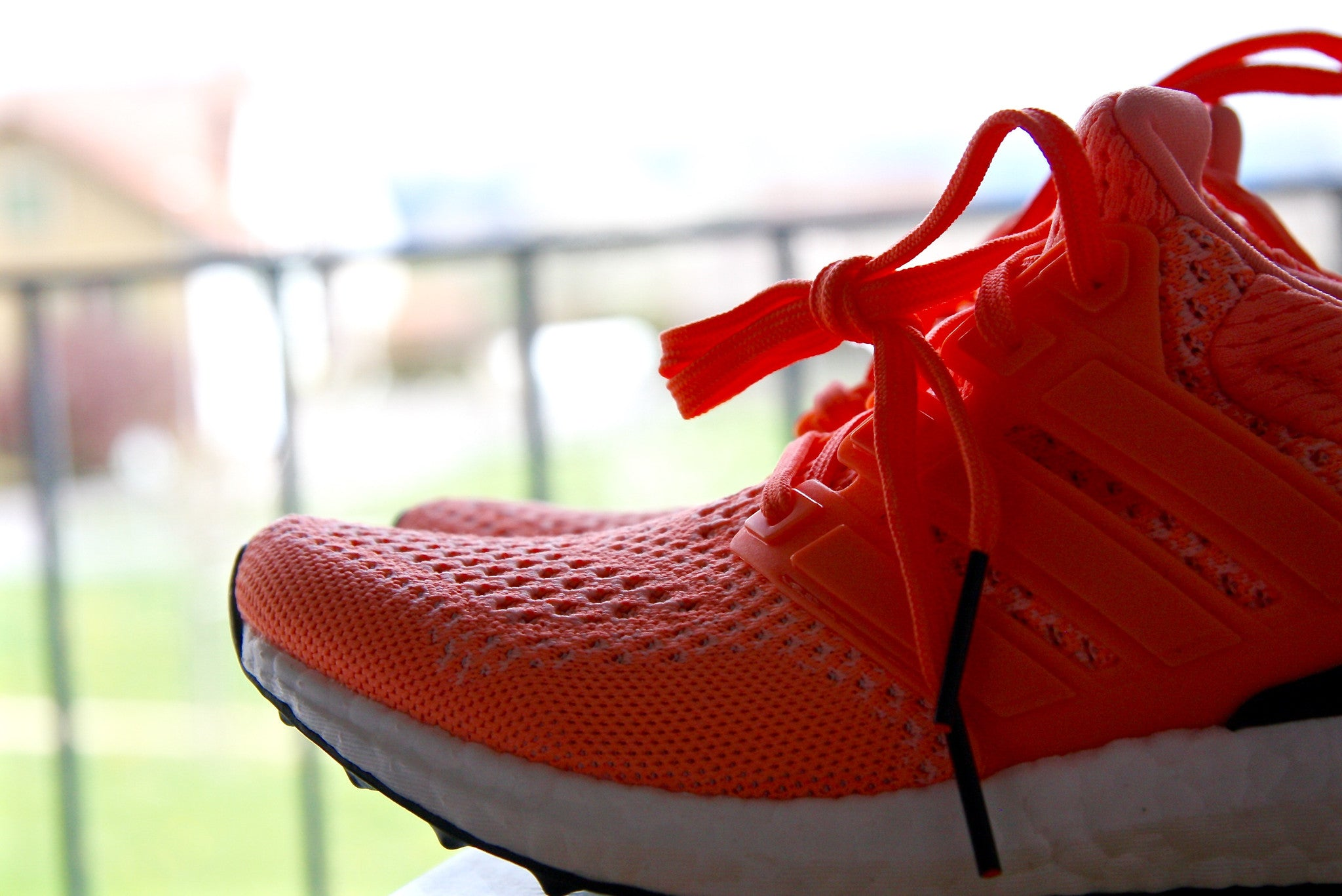 Adidas Ultra Boost 1.0 W (Flash Orange)