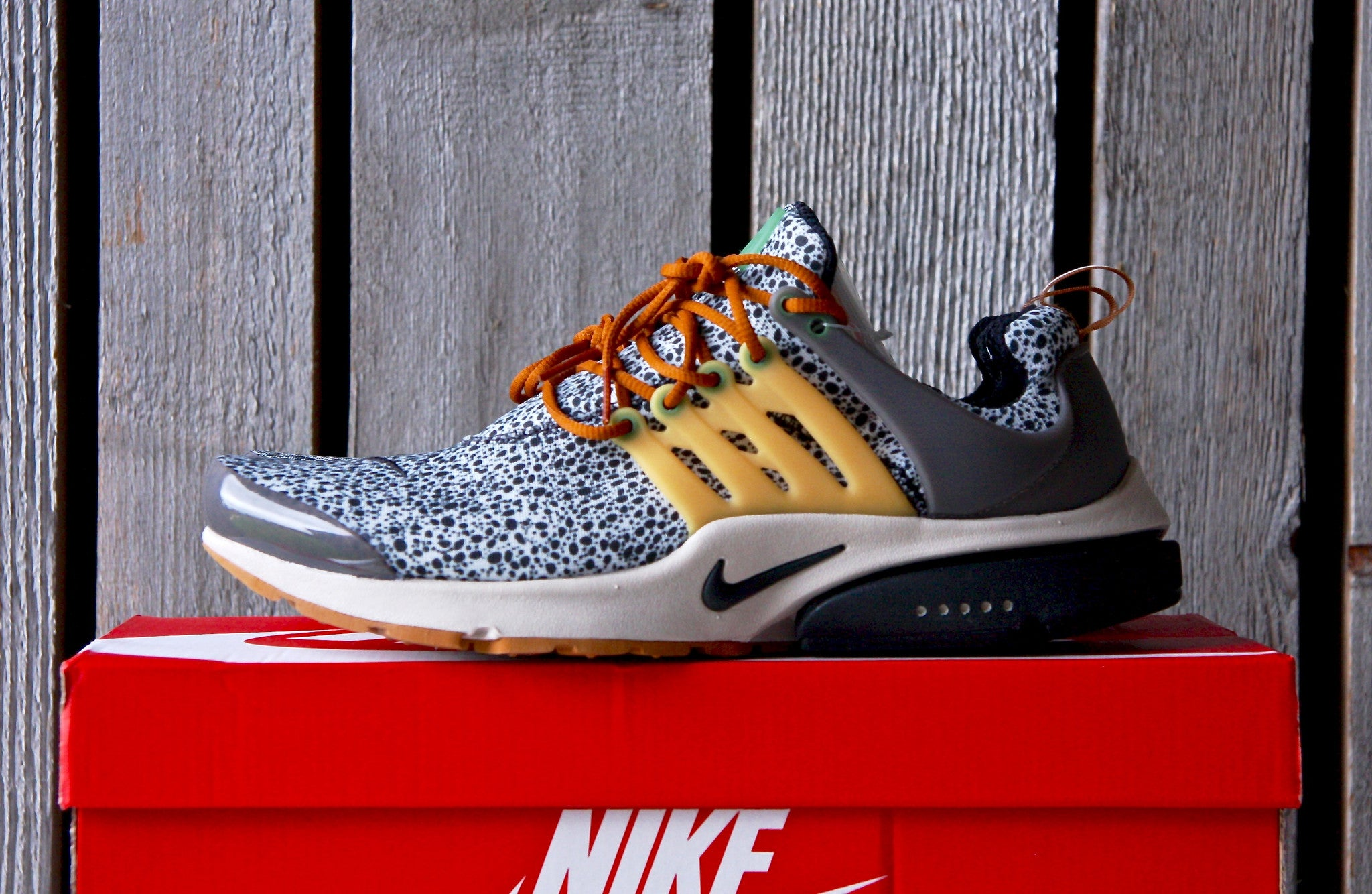 "Nike Air Presto ""Safari"" SE QS"