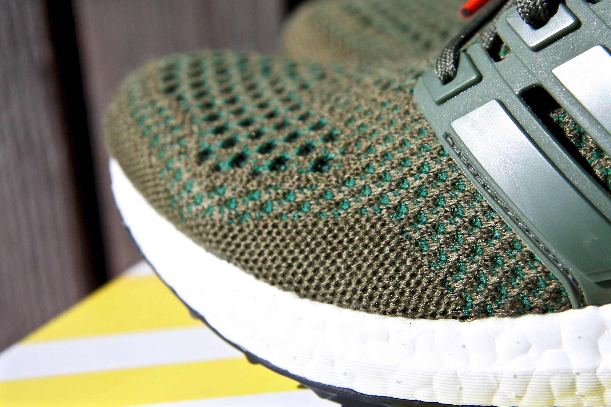 Adidas Ultra Boost 1.0 Ltd. (Base Green)