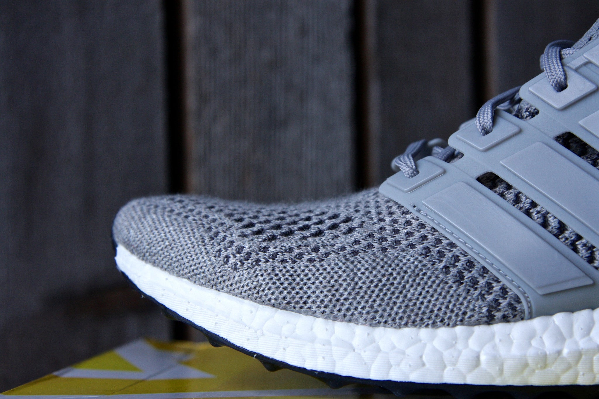 Adidas Ultra Boost 1.0 (Wool Grey)