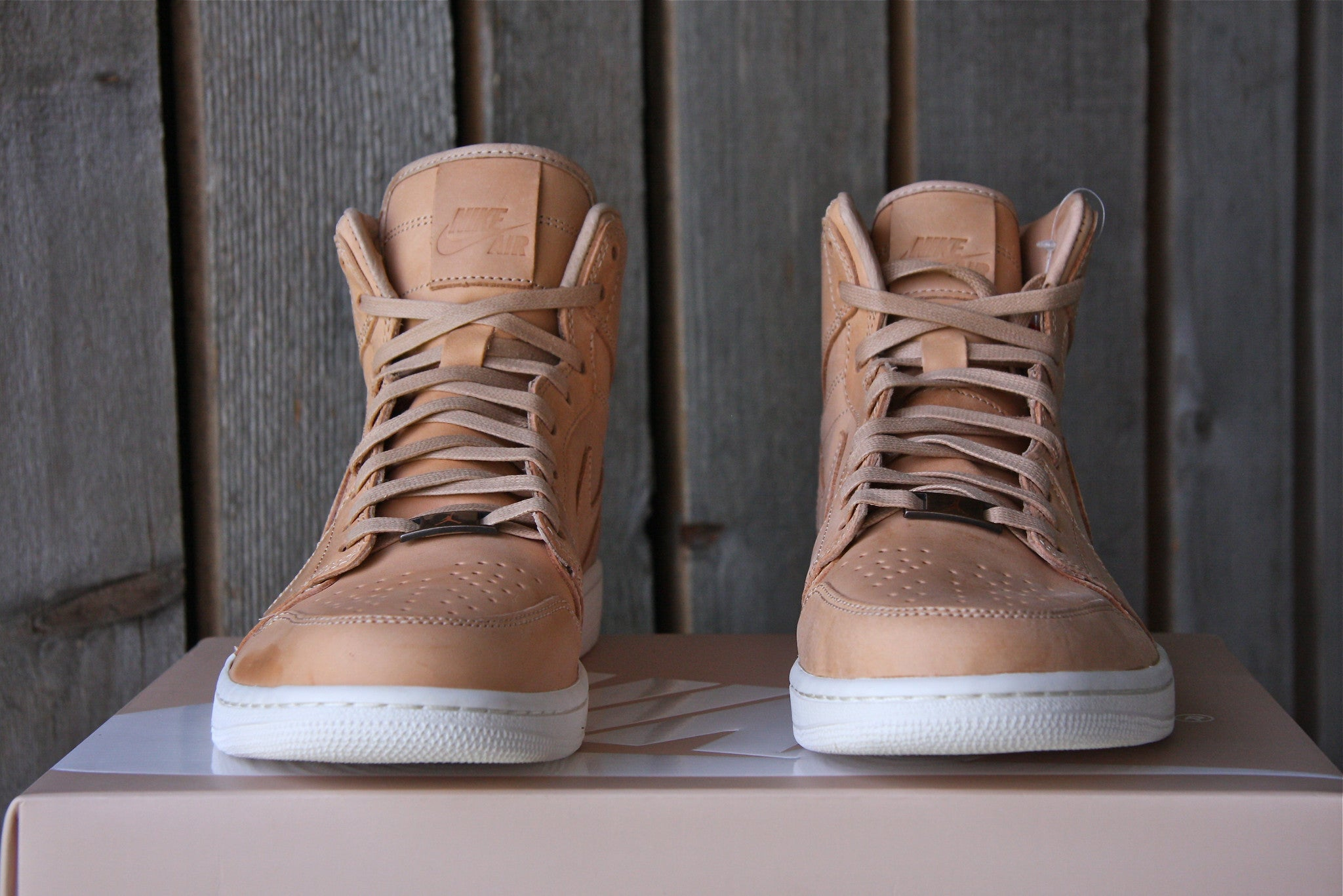 Air Jordan 1 Retro OG High Pinnacle (Vachetta Tan)