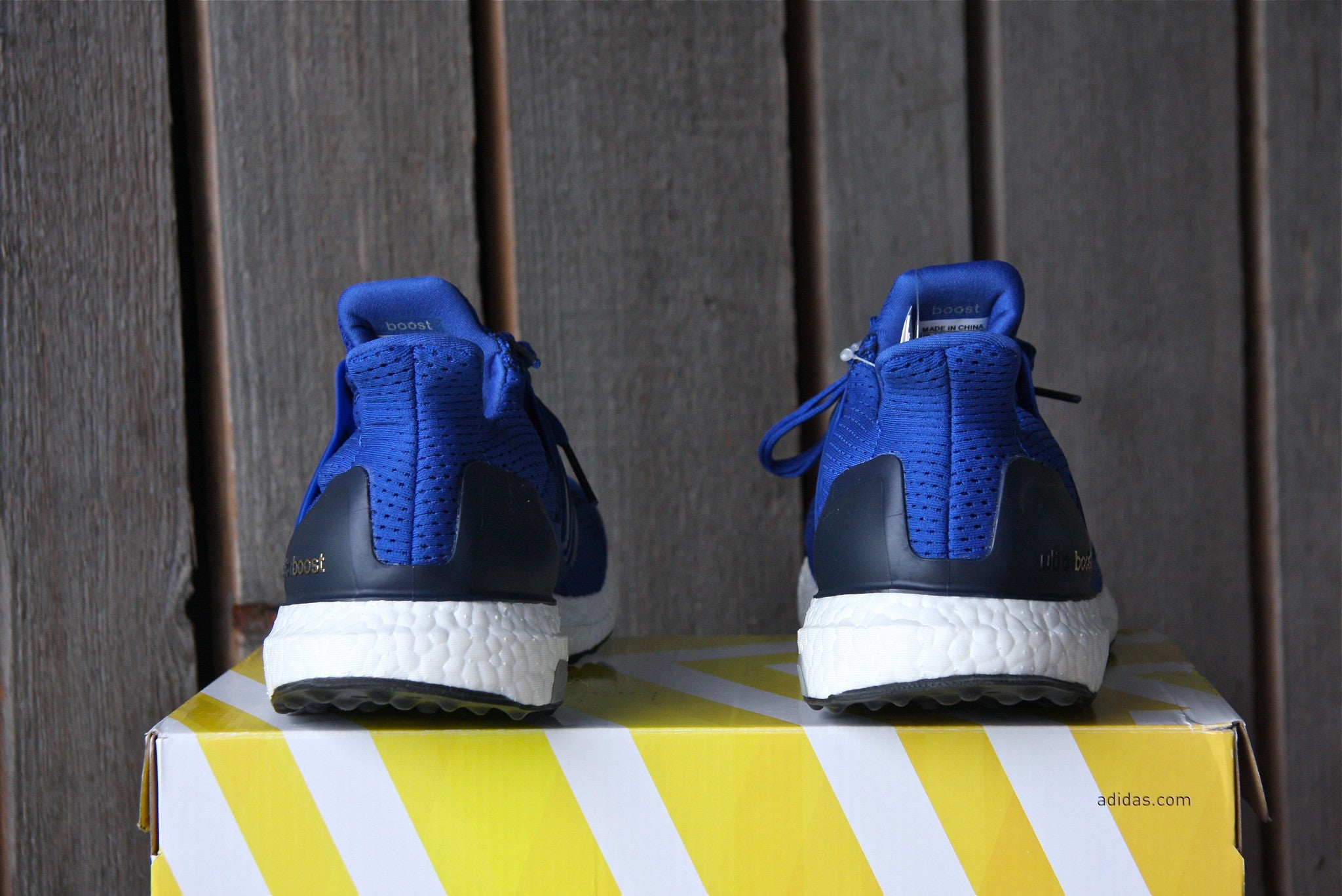 Adidas Ultra Boost 1.0 (Royal Blue)