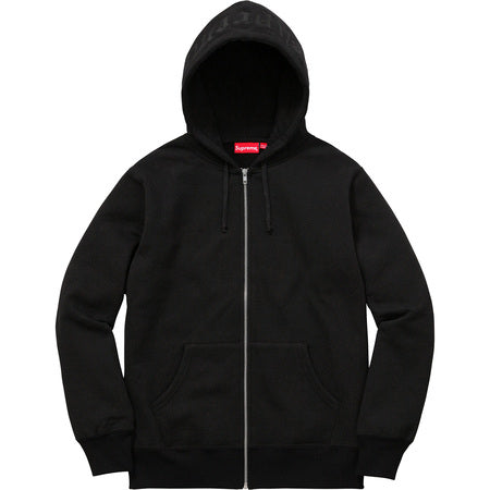Supreme - Old English Hoodie (Black)