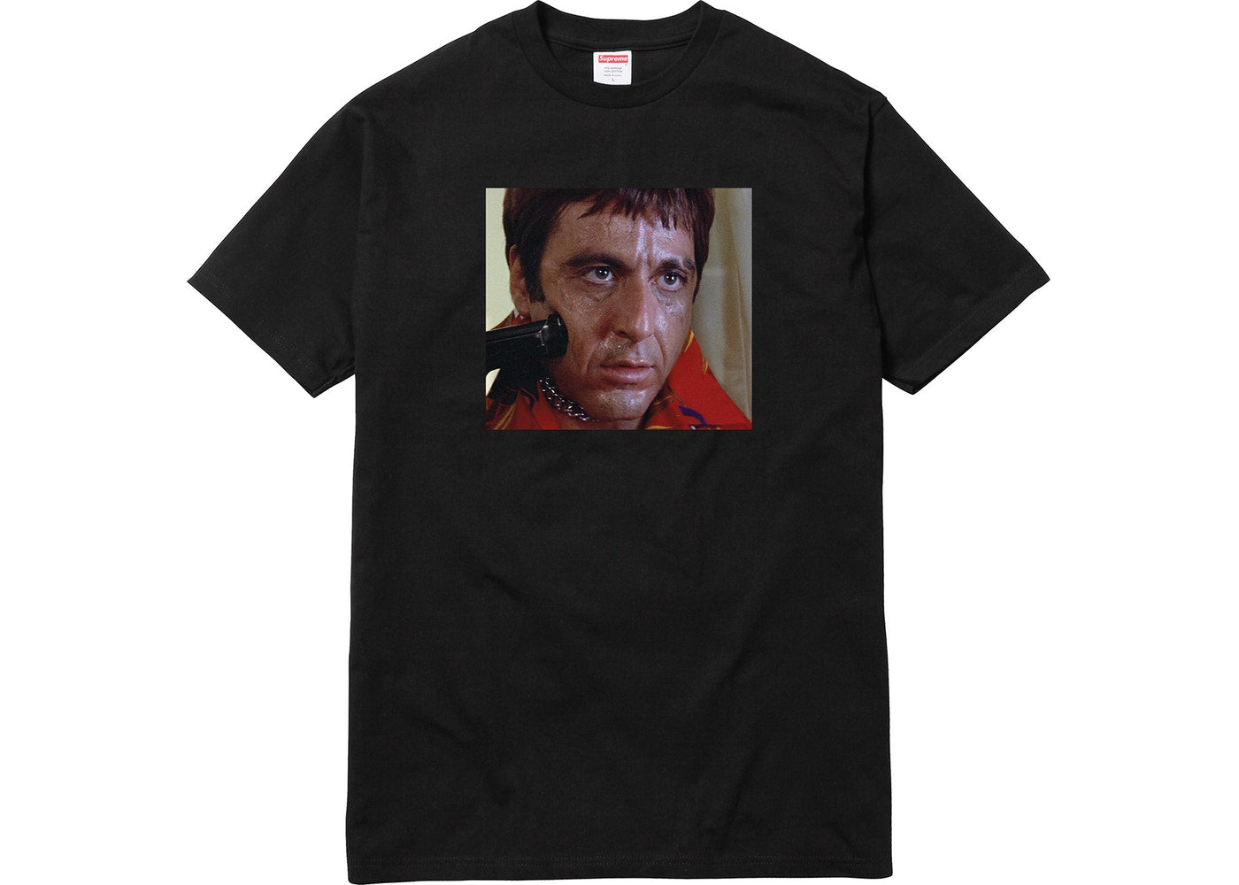 Supreme - Scarface Shower Tee