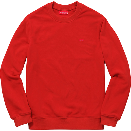Supreme - Small Box Logo Polartec Fleece