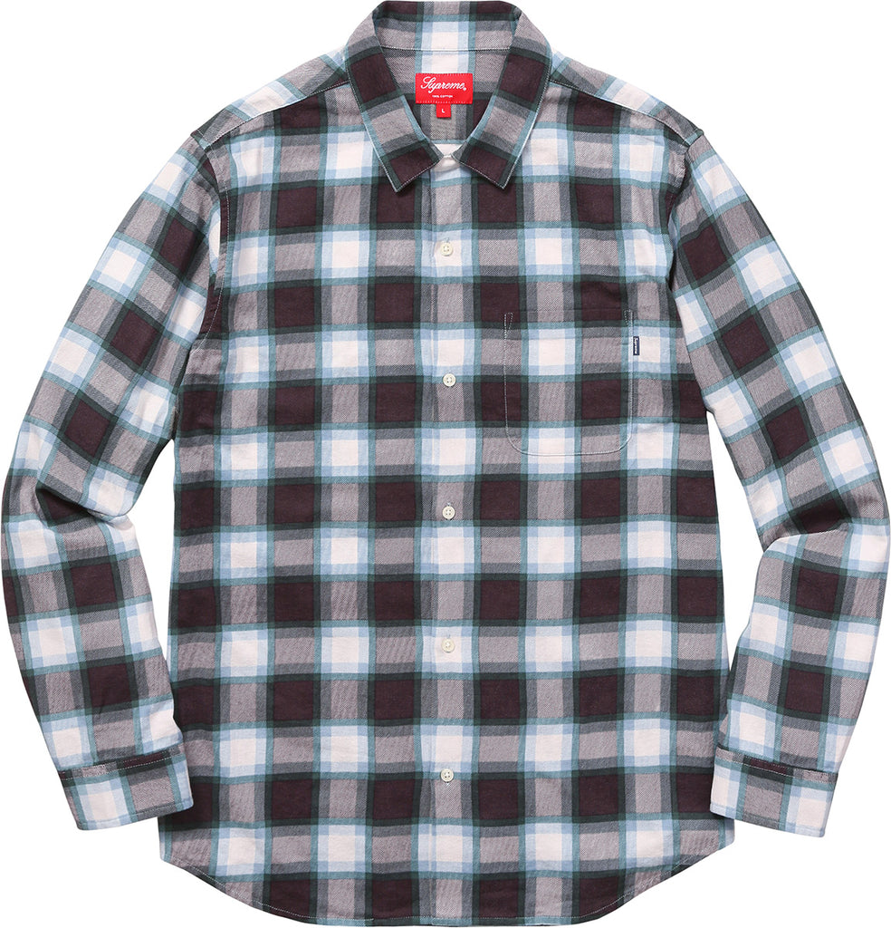 Supreme Blue Flannel