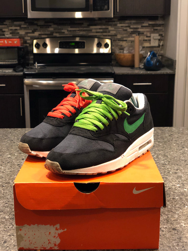 Copy of Nike Air Max 1 ACG Pack (Black/Green)