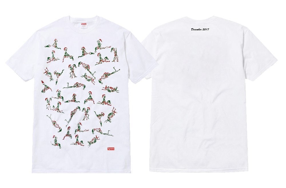 Supreme Christmas Skeletons