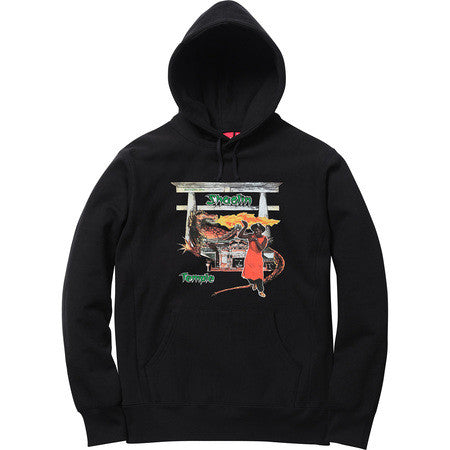 Supreme - Barrington Levy x Shaolin Temple Hoodie