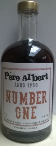 Père Albert Number One