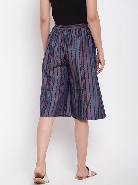 Blue Current Stripe Pant