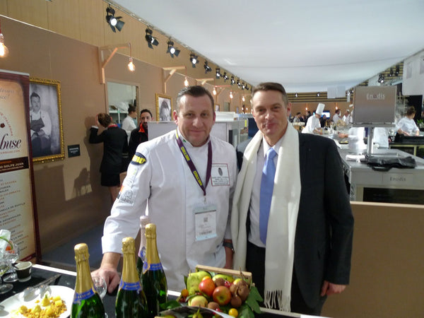 NATUFIA at the Bocuse d'Or Competition