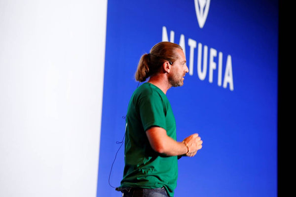 A vision in action: Techstars Graduation Presentation by Gregory Lu, CEO of Natufia Labs