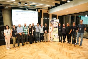 Natufia labs selected among 10 top finalists for the EIT Accelerator