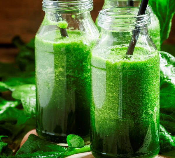 Celebrate St. Patrick's Day with a superfood smoothie – The Emerald Shamrock