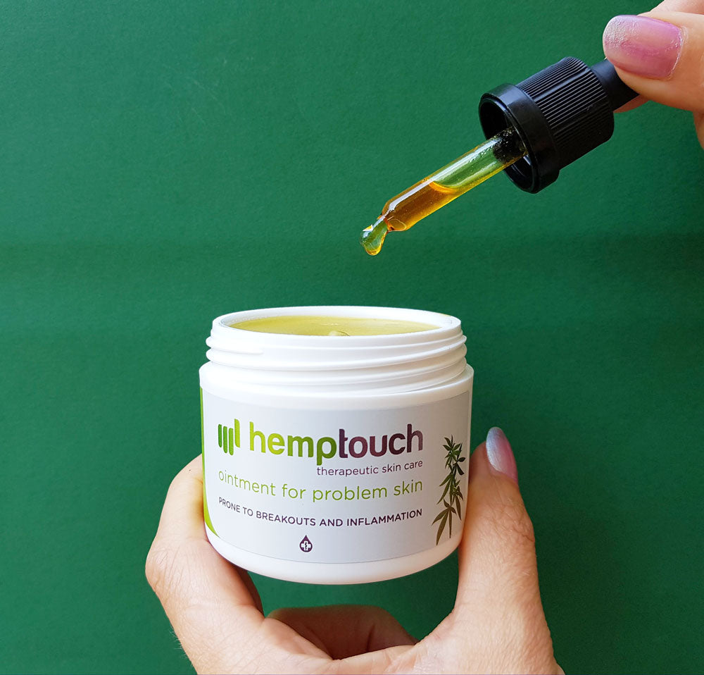 Interview: CBD balm – finally a solution for my acne prone skin