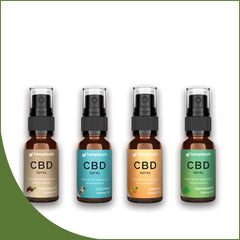 CBD Spray - natural flavours