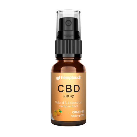 CBD spray natural flavours