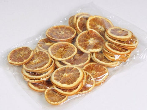 250g  Dried Grapefruit  Slices -  Dried Fruit - Pot Pouri - Natural Home Decorat - Paradise Crow -  Natural Design & Interiors