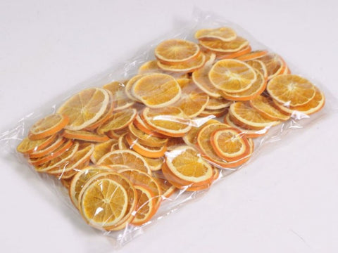 250g  Dried Orange Slices -  Dried Fruit - Potpourri - Natural Home Decoration - - Paradise Crow -  Natural Design & Interiors