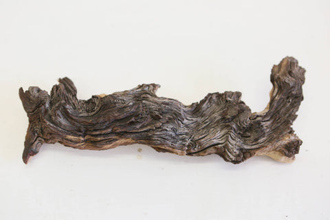 Small  Natural Piece Of African Mopani Wood - Natural Interiors.. Vivariums, Aquariums, Terraniums - Airplants!   Natural Driftwood  (xlp10) - Paradise Crow -  Natural Design & Interiors