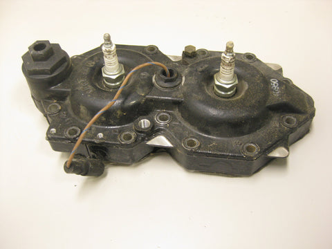 Evinrude Johnson Outboard 90-115 HP Cylinder Head 1995-2006 340950 #2