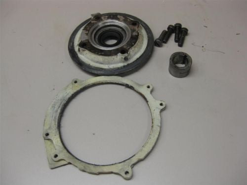 1973 6 HP Chrysler Outboard Crankshaft Bearing Seal Cage Cover