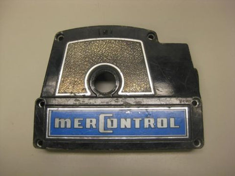 Mercury Outboard MerControl Control Box Front Housing Cover 45939