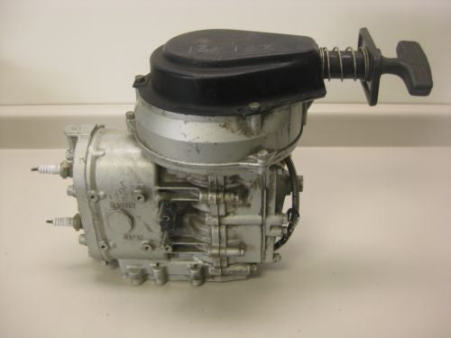 NEW NOS Suzuki Spirit Outboard 9.9 HP Powerhead - 1977 to Early 1980's  0132-133