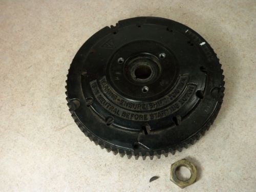 Johnson Evinrude OMC Flywheel Assembly 583223 583222