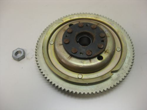 Suzuki Outboard DT90 DT100 90 100 HP V4 Flywheel Assembly 32102-87E10