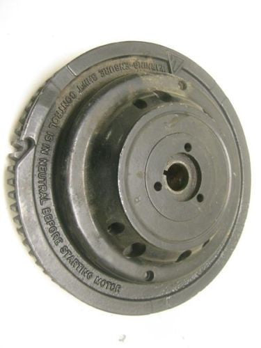 Evinrude Johnson Outboard 40 50 HP Flywheel Assembly 583697