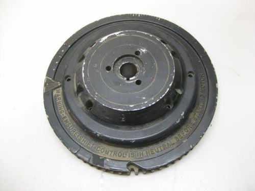 Evinrude Johnson Outboard OMC Flywheel Assembly 583011
