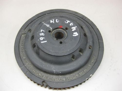 Evinrude Johnson OMC 40 45 48 50 HP Flywheel 583911 583012