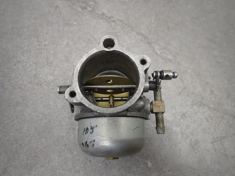 1967 Chrysler Outboard 105 HP Middle Carburetor Carb Tillotson WB2A