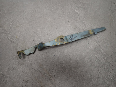 1957 Evinrude Johnson Outboard 18 HP Shifter Lock Lever Bar