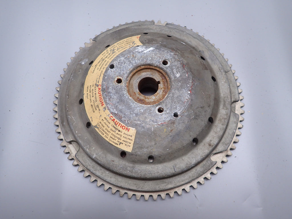 Evinrude Johnson Outboard 85 115 HP 1968-1970 Flywheel Assembly 580673 510814