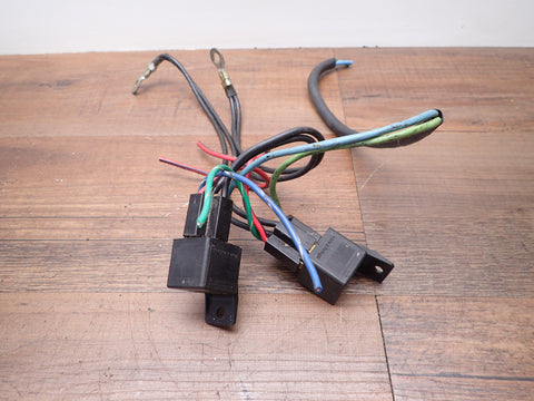 1988 Force Outboard 50 HP Power Tilt & Trim Relays and Harness