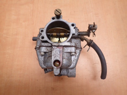 1966 Chrysler Outboard 50 HP 50671 Carburetor Tillotson OM27B