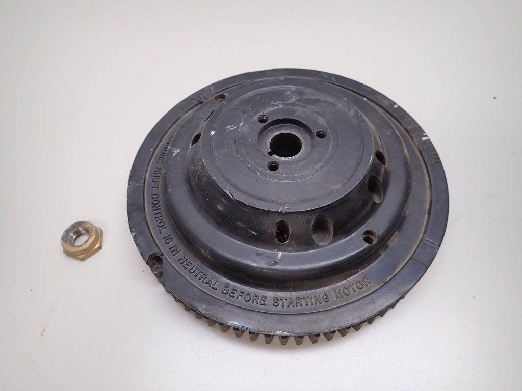 Evinrude Johnson Outboard 40 48 50 HP 1989-1992 Flywheel Assembly 583696