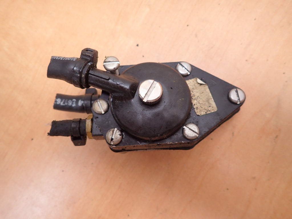 1990-2005 Evinrude Johnson Outboard 20-35 HP Fuel Pump Assembly 433386