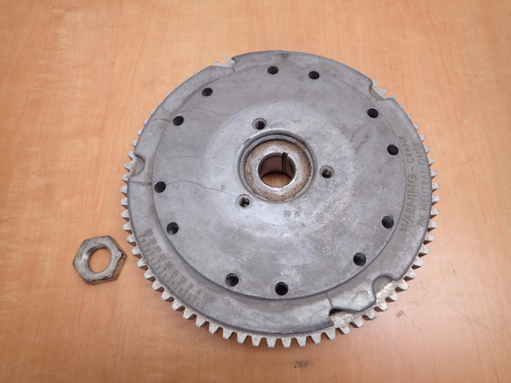 Johnson Evinrude Outboard 60 70 75 Flywheel Assembly 581111 1973-1975