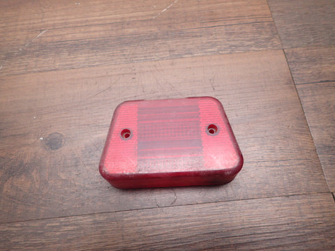 1971 Arctic Cat Panther 399 Brake Light Lens Cover (Kohler) - Vintage Snowmobile
