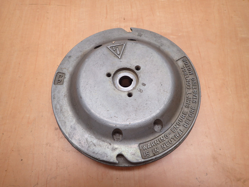 Evinrude Johnson Outboard 6 8 HP 1982-1990 Flywheel Assembly 582427