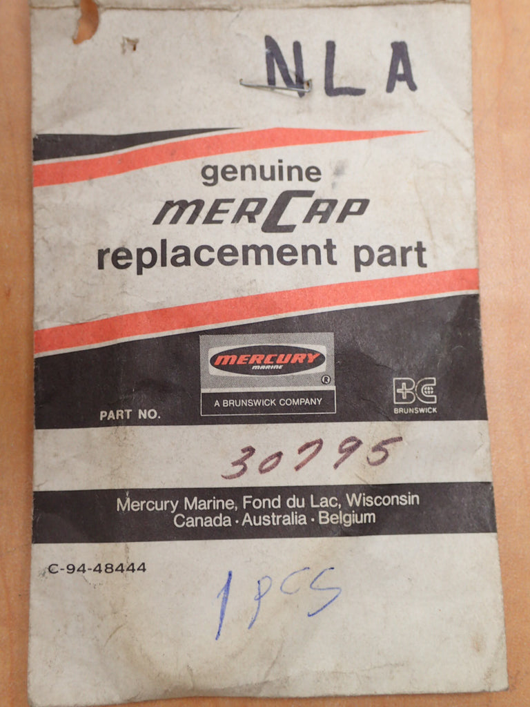 NEW OEM Mercury Outboard Jumper Wire - Safety Switch to Ignition Switch 30795