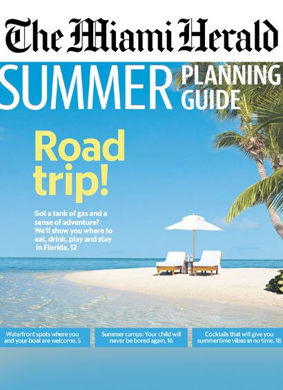Miami Herald – Summer Planning Guide