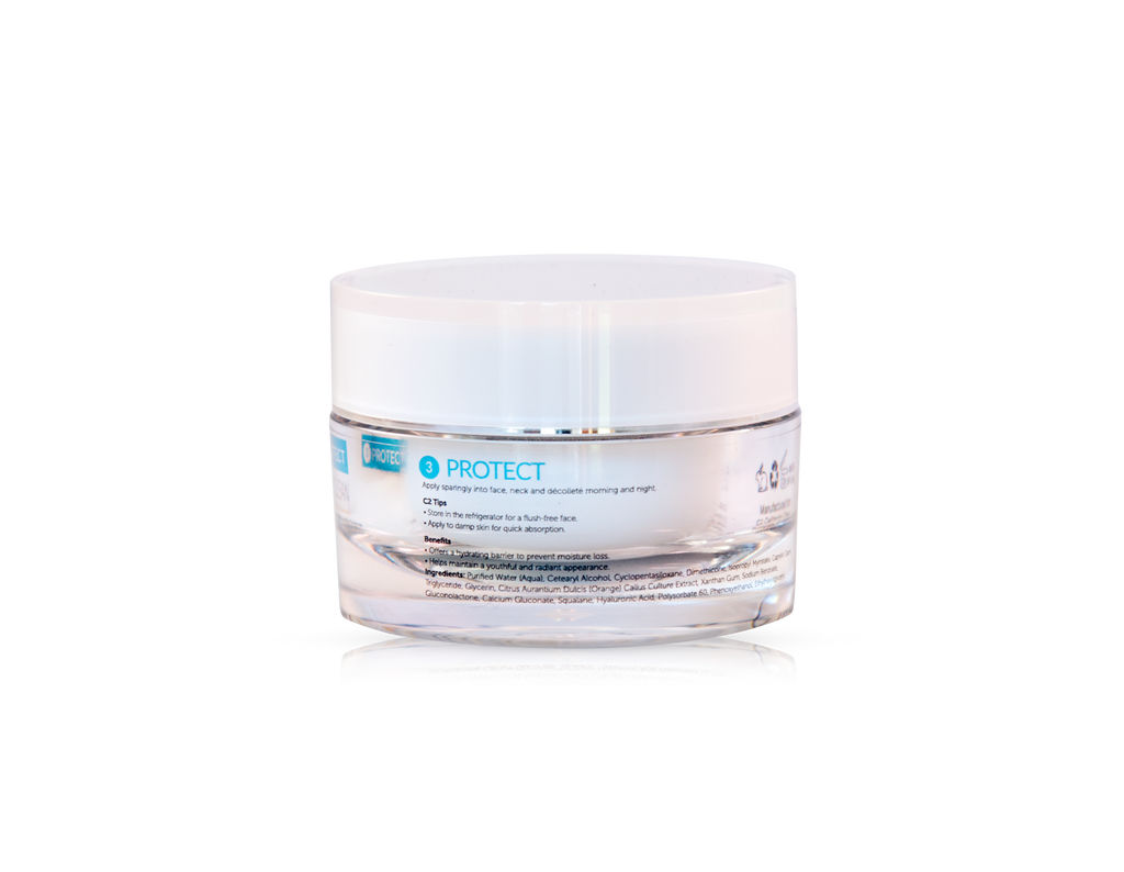Citrus Stem Cell Intense Moisture Lock Creme
